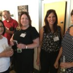 Sharon Foote, Nikki Budding, Mandy Sibley + Louise Adkins
