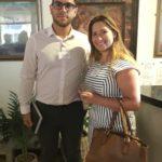 Adam Araujo + Claire Rosenbaum