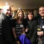 Chris Knight, Anna Rankin, Emma White & Steve Mitchell