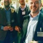 Simon Ellis and Andrew Penrith