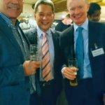Keiran O'Donoghue, Chun Kong and Peter Milligan