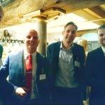 Paul Hillis, Guy Halliday, Duncan Smitton, Jack South